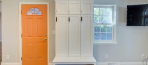 Custom Cubby Cabinets